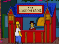 The London Broil
