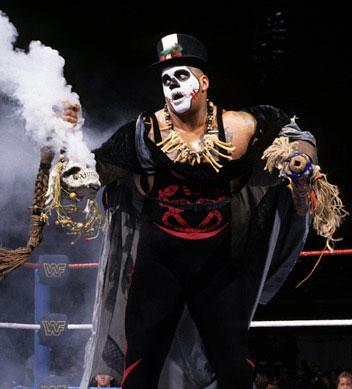 Papa Shango Wrestler