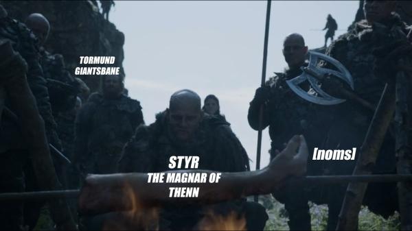 Stry Magnar of Thenn