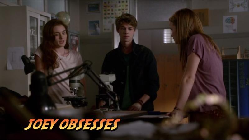 Joey obsessed,