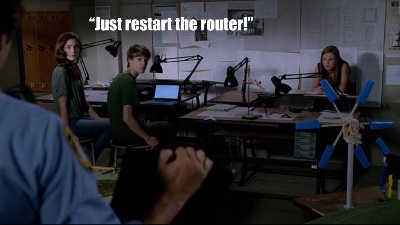 router-restart