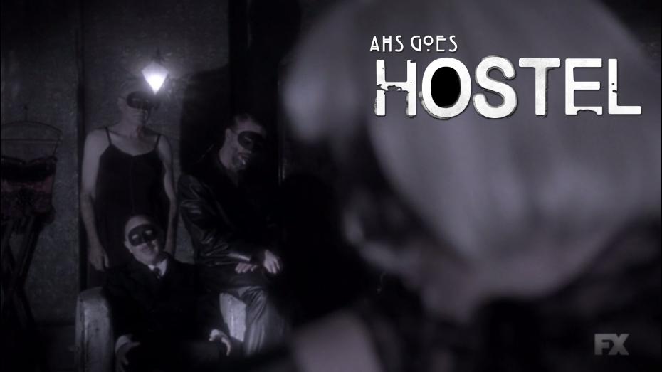 AHS Goes Hostel