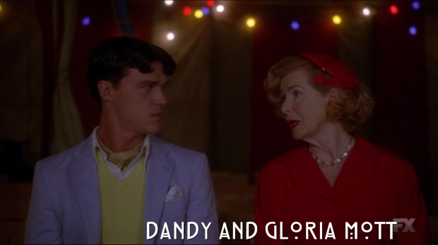 Dandy and Gloria Mott