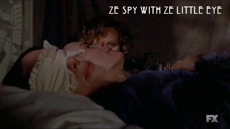 Ze Spy With Ze Little Eye