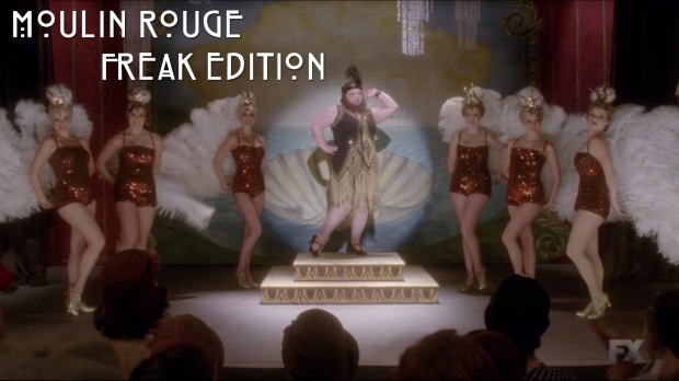 Moulin Rouge Freak Edition