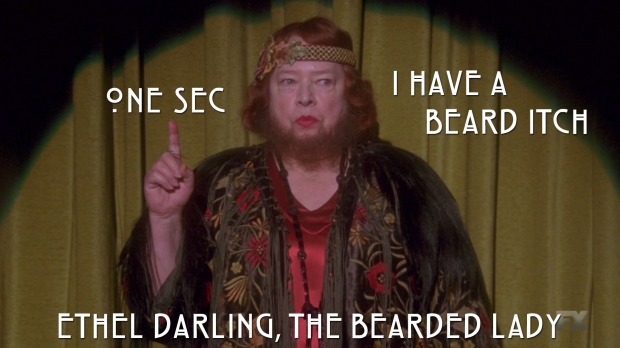 One sec, i have a beard itch.