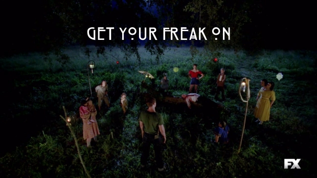 Get your freak on