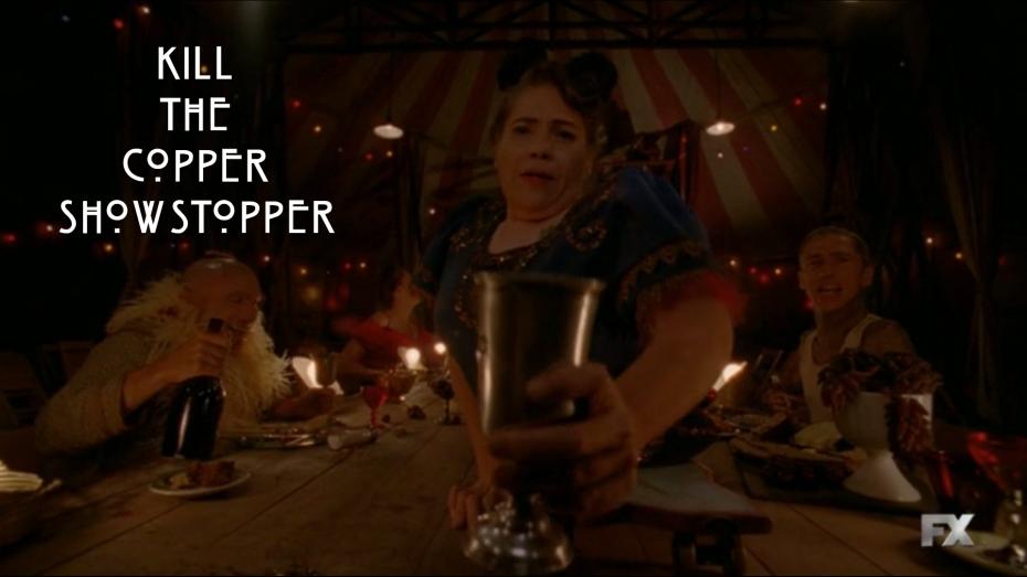 Kill the Copper, SHowstopper