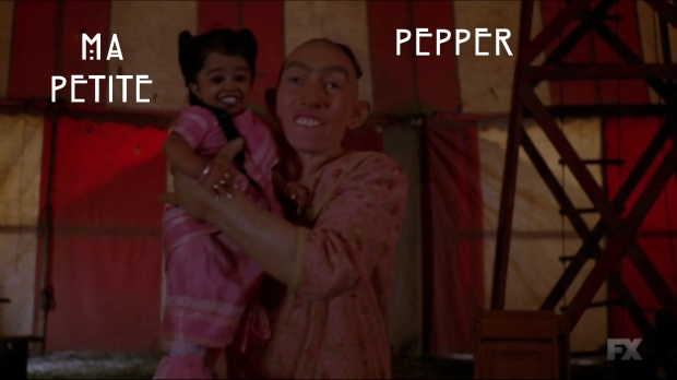 Pepper and Ma Petite