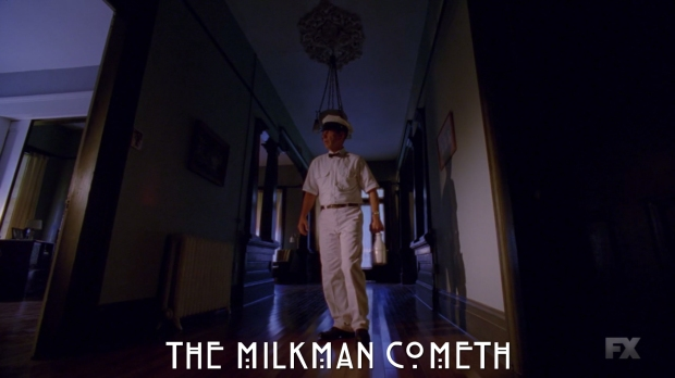The Milkman Cometh