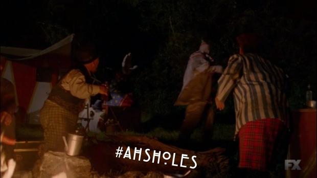 #AHSHOLES