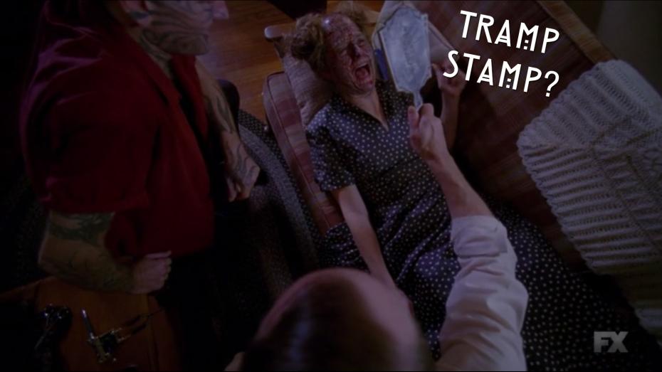 Tramp Stamp?