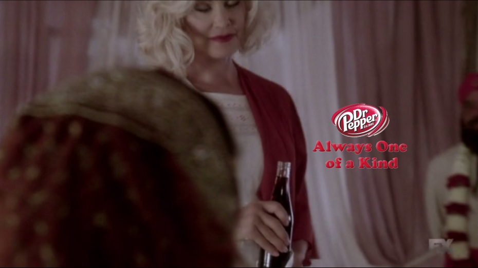 Dr. Pepper Al;ways One Of A Kind