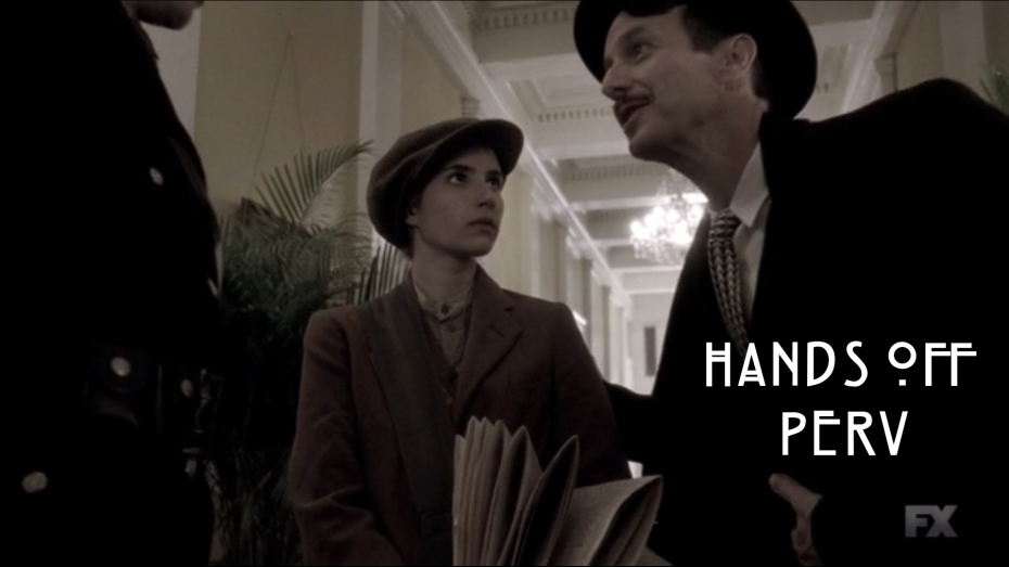 Hands Off Perv