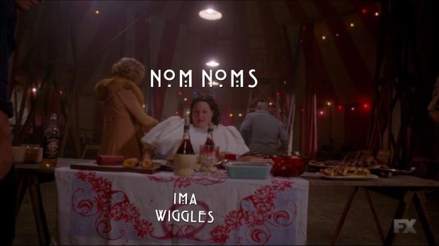 Ima Wiggles - Nom Noms