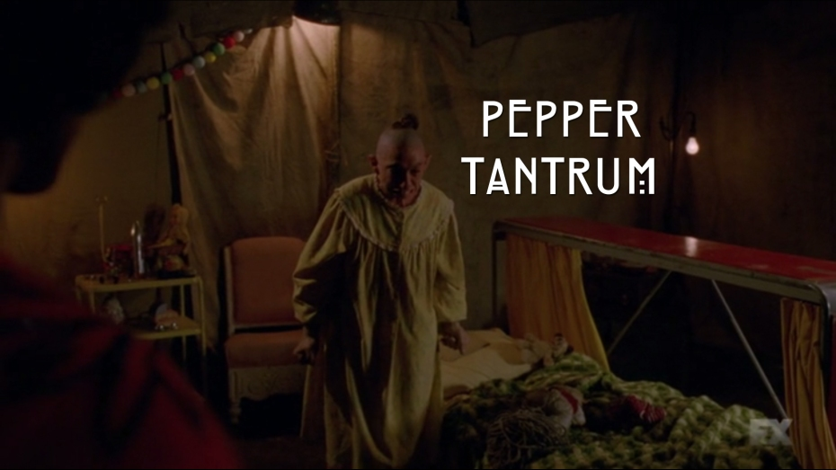 Pepper Tantrum