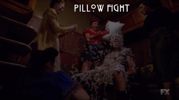 pillow fight ahs