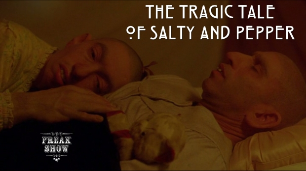 The Tragic Tale of Salty and Pepper
