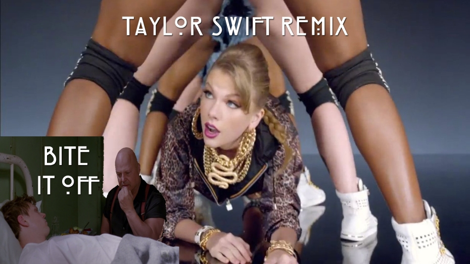 Taylor Swift's Bite it Off