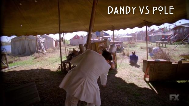 Dandy vs Pole