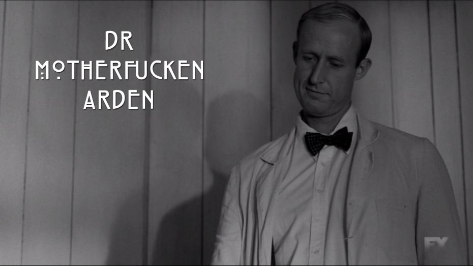 Dr. Motherfucken Arden