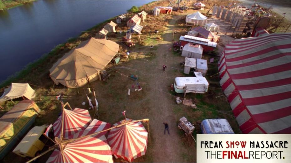The Final Report: Freak Show Massacre