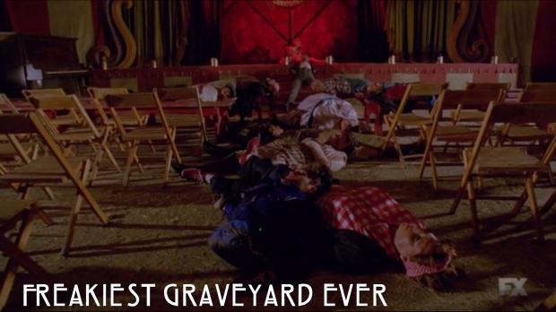 Freakiest Graveyard Ever