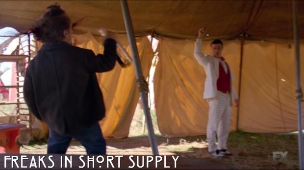 Freaks in Short Supply