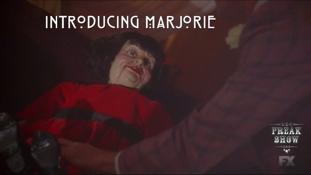 Introducing Marjorie
