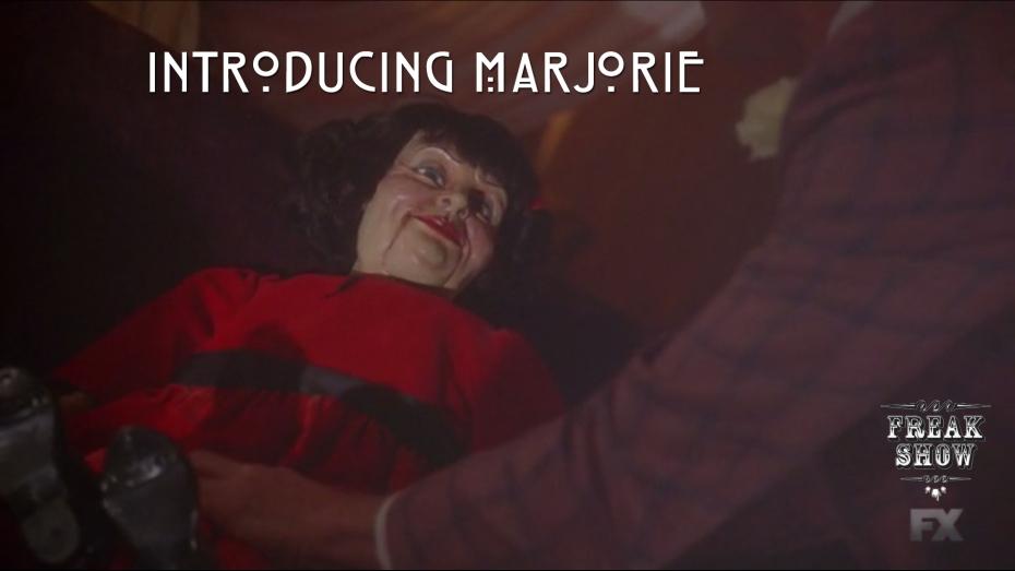 Introducing Marjorie