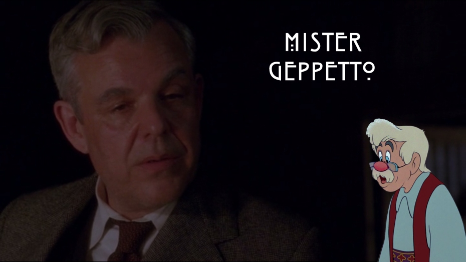 Mister Geppetto
