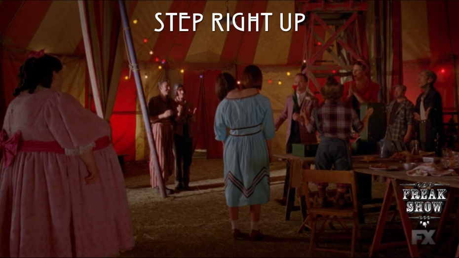 Step Right Up