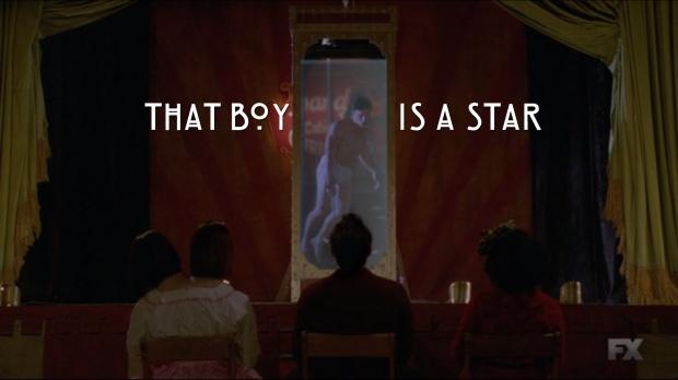 That boy is a star.