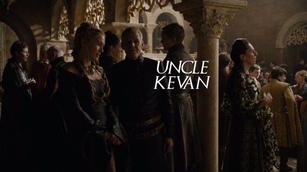 Uncle KEvan