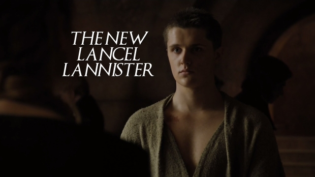 The new Lancel Lannister