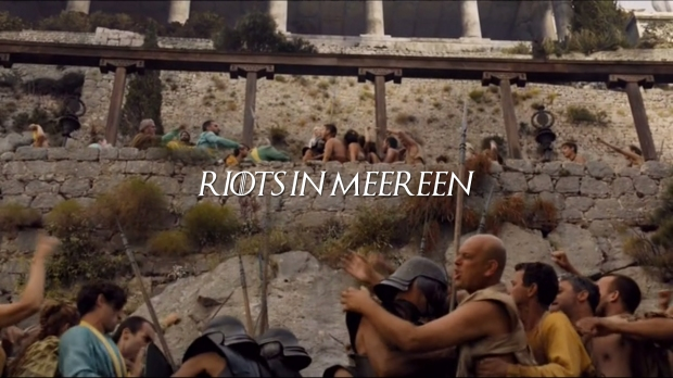 Riots in Meereen