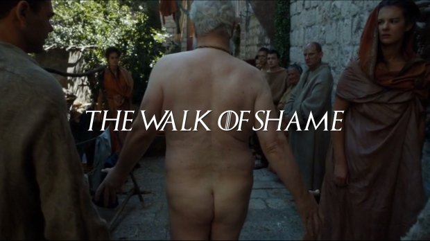 The Walk of Shame