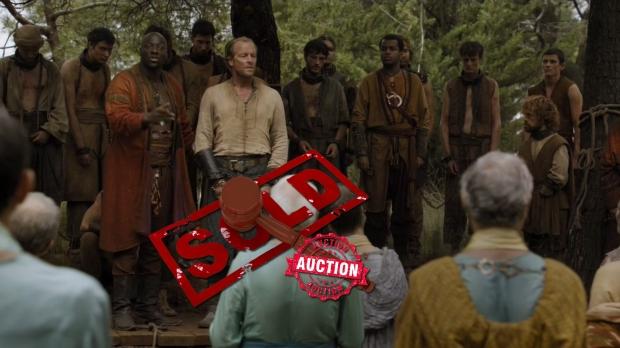 Essos Auction - Sold!