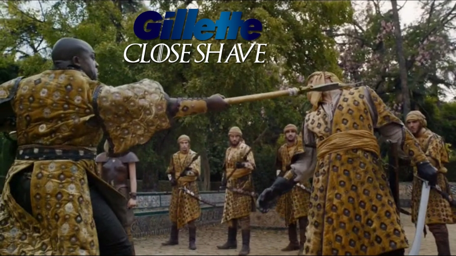 Gillette Close Shave