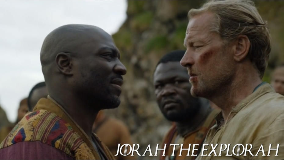 Jorah the Explorah