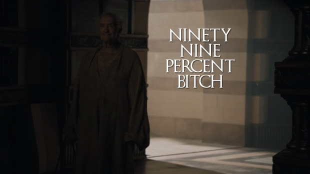 Ninety Nine Percent Bitch
