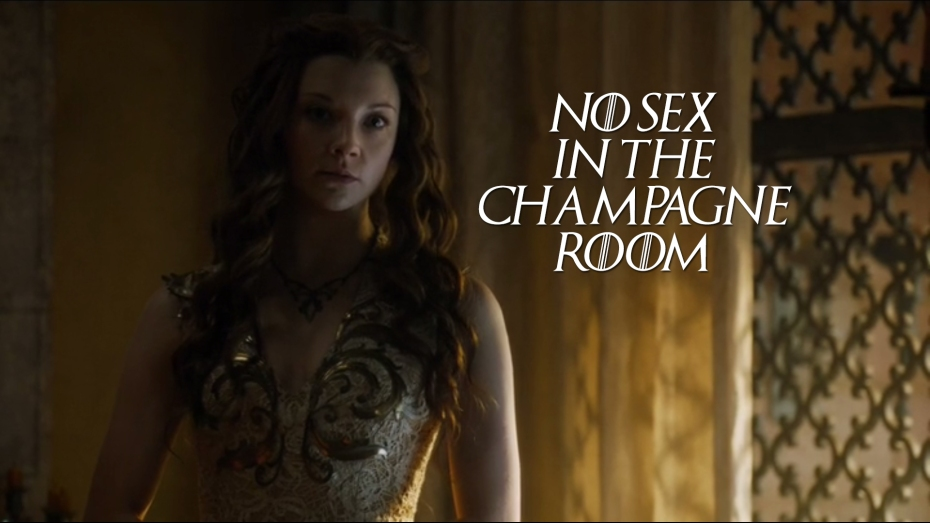 No Sex in the Champagne Room