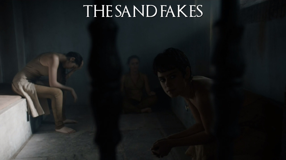 The Sand Fakes