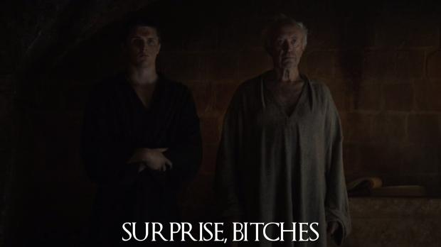 Surprise, Bitches