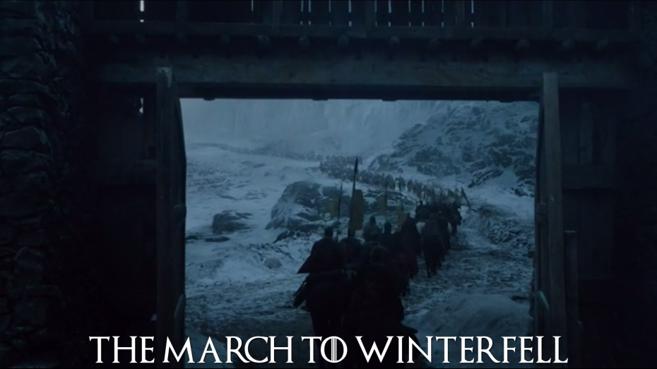 the-march-to-winterfell