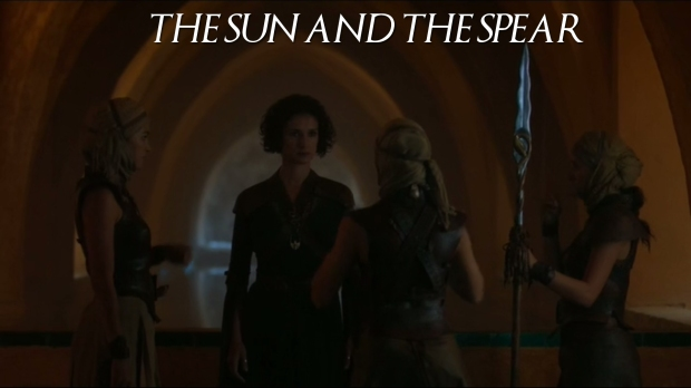 The Sun And The Spear