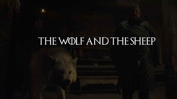The Wolf and the Sheep