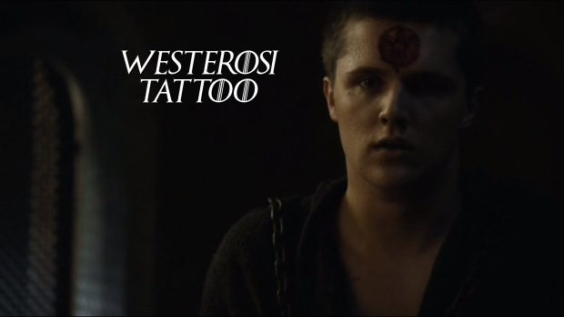 Westerosi Tattoo