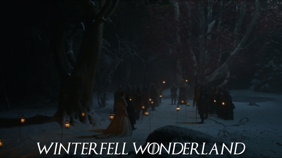 Winterfell Wonderland