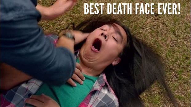 Best death face ever.
